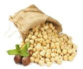 Hazelnoten wit raw 1000 gram