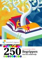250 Begrippen van het onderwijs