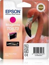 Epson T0873 - Inktcartridge / Magenta