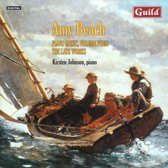 Piano Music By Amy Beach - Vol. 4,