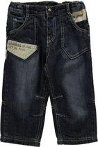 Blue seven babykleding - Spijkerbroek met een verstelbare taille - Maat 68