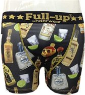 Boxershort Full-up underwear tequilla XS-S-M-L-XL