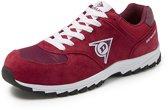 Dunlop Flying Arrow lage veiligheidssneaker S3 rood maat 44