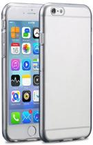 "Apple iPhone 6 5,5"" PLUS Ultra Dun 0,3mm Siliconen Gel TPU Hoesje/ Hoes/ Case/ Cover Transparant"