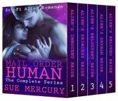 Mail Order Human (Sci-Fi Alien Romance)