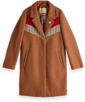 Scotch Rbelle Meisjes jacks Scotch Rbelle Tailored jacket in bonded wool quali . 152