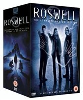 Roswell Complete collection - IMPORT (dvd)