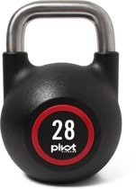 Pivot Fitness Pro Rubber Competition Kettlebell 28kg