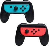 KELERINO. Joy-Con Grip Kit Set Hand Grips voor Nintendo Switch Hand Grips - Zwart
