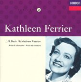 Ferrier. J. S. Bach: St Matthew Passion