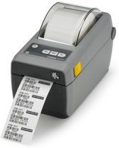 Zebra labelprinters ZD410 USB/Netwerk 10/100