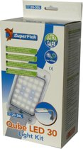 Superfish Qube Led-Licht - 30 3 W