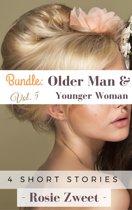 Bundle: Older Man & Younger Woman Vol. 5 (4 short stories)