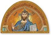 Ikoon op hout Christus. (33988)