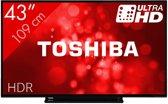Toshiba 43V5863DG - 4K TV
