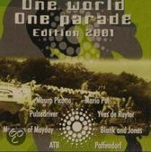 One world one parade edition 2001