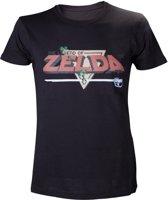 Nintendo - Black Zelda Shirt - L