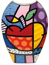 Romero Britto: Big Apple-vaas