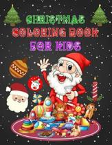 Christmas Coloring Book For Kids: Christmas Coloring Books For Adults, Christmas Coloring Book For Kids. 50 Pages 8.5''x 11''
