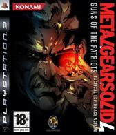 Metal Gear Solid 4 - Limited Edition