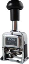 EXXO - Excellente Automatische Numeroteur - 6 Cijfers