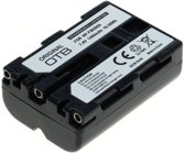 Batterij voor Sony NP-FM500H