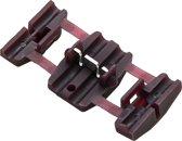 Draad Connectors Aftakklem Paars - 0.5-0.75 mm2 - 100 stuks