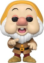 Funko Pop! Disney Snow White Bobble Head Pop N° 342 Sneezy - Verzamelfiguur