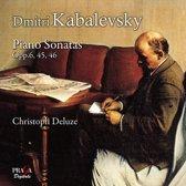 Piano Sonatas Op.6 Op.45 Op.46
