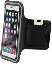 Sportarmband Apple iPhone 6/ 6S - 4.7 inch hardloop sport armband - Zwart