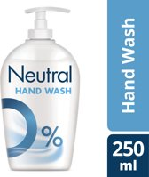 Neutral Parfumvrij - 6 x 250 ml - Handzeep