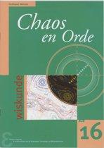 Zebra-reeks 16 - Chaos en orde