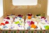Pampertaart cupcake xl
