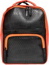 Ecowings Rozer Pack Rugzak van autoband - oranje
