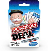 Afbeelding van Monopoly Deal speelgoed