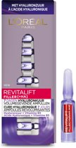 L'Oréal Paris Revitalift Filler Hyaluronzuur Ampullen - Serum - Kuur 7 dagen