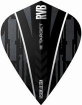 Target Ultra Raymond van Barneveld Ghost Kite  Set à 3 stuks