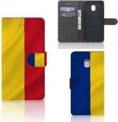 Bookstyle Case Samsung Galaxy J7 (2018) Roemenië