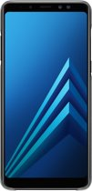 Samsung clear cover - transparent - for Samsung Galaxy A8 2018 (A530)