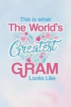 This Is What the World's Greatest Gram Looks Like