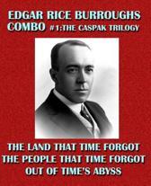 Edgar Rice Burroughs Combo #1