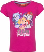 Paw Patrol shirt roze voor meisjes 98 (3 jaar)