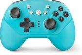 Nintendo Switch Controller | Wireless Pro Controller ColdOrange | Nintendo Switch Cotroller Draadloos | Voor Nintendo Switch en Switch Lite |  Cadeau voor Man & Vrouw | Blauw