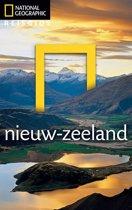 National Geographic reisgidsen - National Geographic Reisgids Nieuw-Zeeland