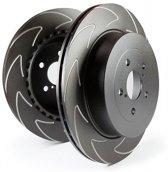 Set EBC Blade Sport Rotor High Karbon Slotted Remschijven BSD1386