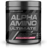 Alpha Amino Ultimate 20servings Strawberry Coconut
