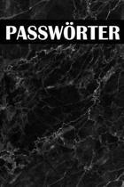 Passw�rter: Passwort Buch f�r Senioren zum eintargen von Passw�rtern von A-Z