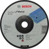 Afbraamschijf gebogen Standard for Metal A 24 P BF, 180 mm, 22,23 mm, 6,0 mm 1st