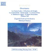 Rossini: Overtures / Halasz, Zagreb Festival Orchestra
