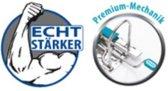 Ordner A4 PVC Breed Elba Zwart